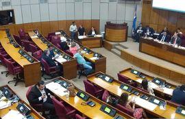 Solo dos parlamentarios respaldaron la propuesta de declarar en estado de excepción a Amambay.