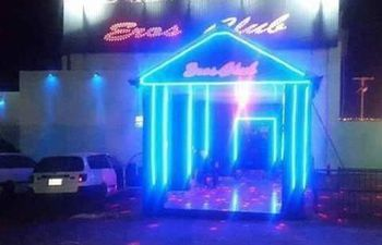 El local de citas Eros Club de Ciudad del Este fue clausurado por la Municipalidad.