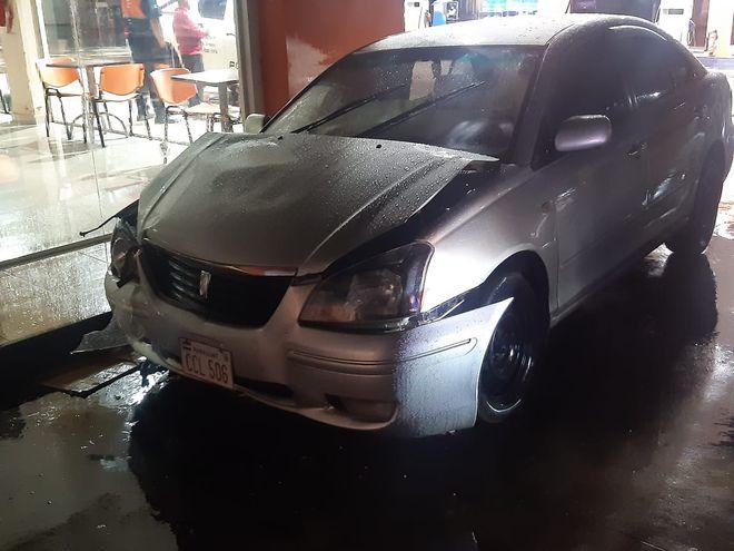 La víctima fue atropellada con su propio vehículo tras la gresca.