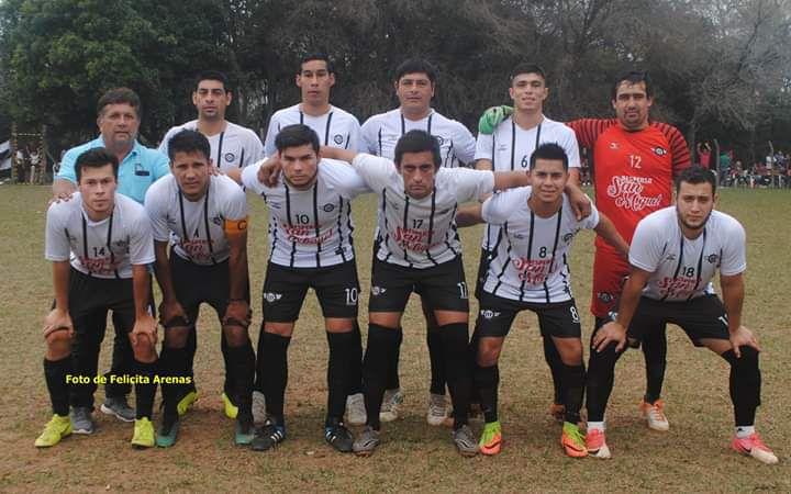 Equipo de Libertad de Altos, finalista de la temporada 2019.