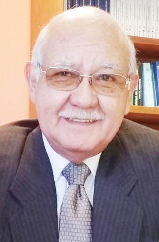Cristóbal Sánchez, miembro del Tribunal de Apelación.