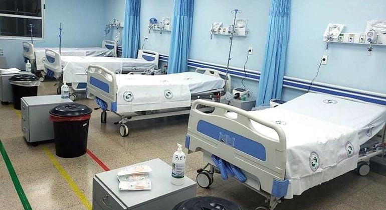 La falta de camas de terapia intensiva ya no es un problema para los pacientes covid, desde hace varias semanas.