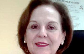 Lici Sánchez, jueza penal.