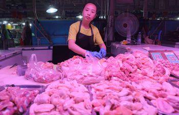 En la ciudad china de Shenzhen, perteneciente a la provincia meridional de Cantón, han encontrado trazas de coronavirus en muestras de un lote de alitas de pollo congeladas importadas de Brasil.