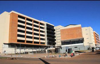 El Palacio de Justicia de Ciudad del Este será inaugurado este 16 de octubre.
