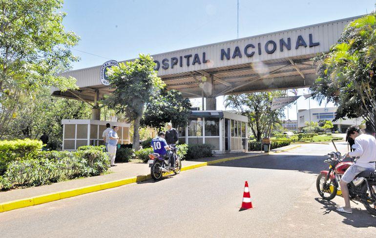 Pacientes con cáncer quieren volver al Hospital Nacional de Itauguá para seguir su tratamiento.