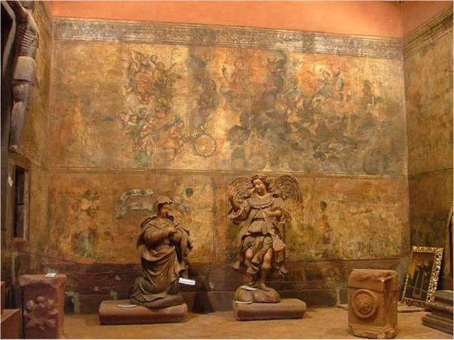 Museo Capilla de Loreto, una mezcla de religiosidad y arte.