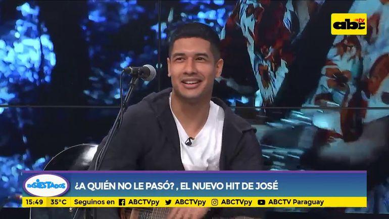 José Riera, una joven promesa de la música en Paraguay