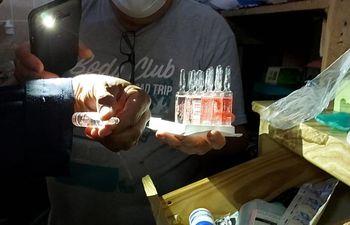 Presunta comercialización irregular de medicamentos en albergue de IPS Central