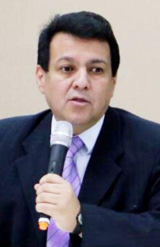 Raúl Aguilera, presidente de la Aneaes.