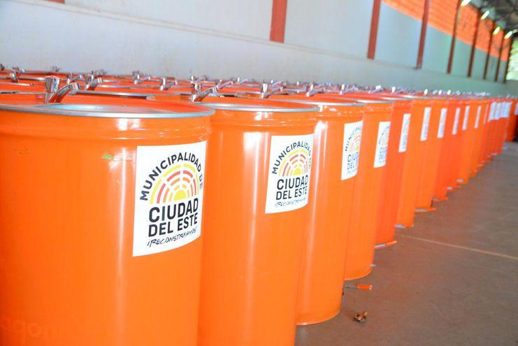 Los materiales serán distribuidas en las escuelas públicas de Ciudad del Este.
