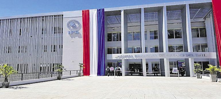 Casi G. 40.000 millones pretende gastar el IPS en un software para Alto Paraná.