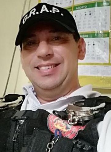 Pedro  Riquelme, asesinado.