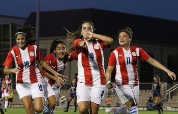 Selección Paraguaya Femenina