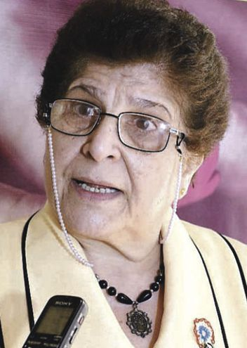 Noyme Yore Ismael, ex defensora general acusada.