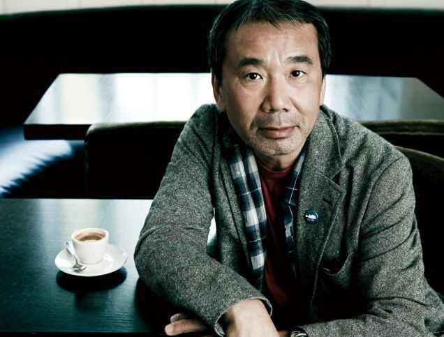 El escritor japonés Haruki Murakami
