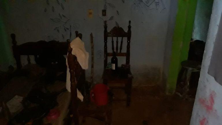 El  cuerpo de la  joven fue encontrada en el interior de la  vivienda de su pareja.