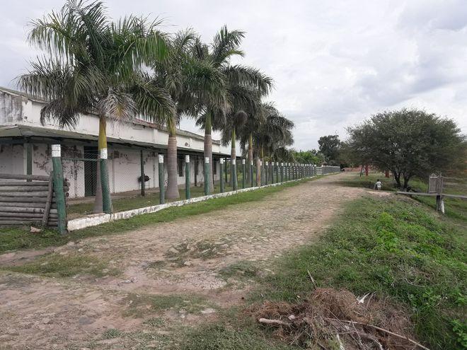 Comunidad de Puerto Guaraní, en Fuerte Olimpo, Chaco Paraguayo.