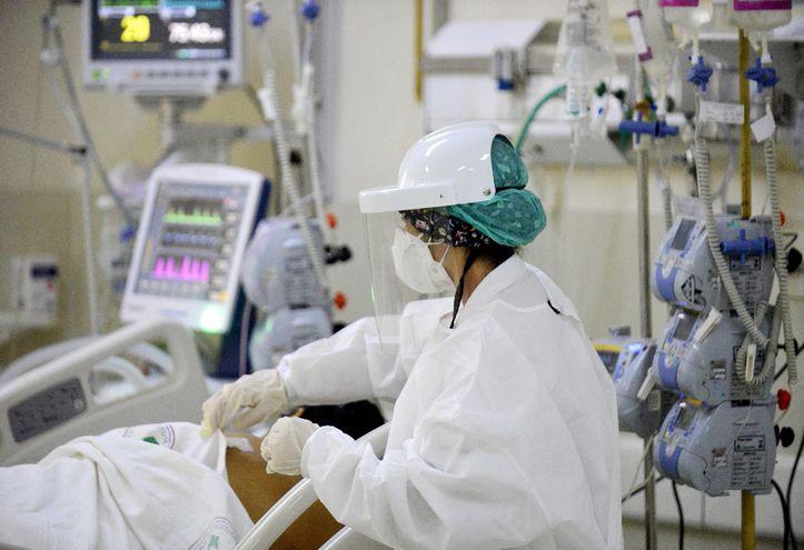 La demanda en terapia intensiva es del 100% a nivel país.