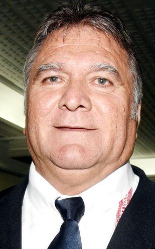 Alejo Ríos (PLRA), gobernador de Caaguazú.