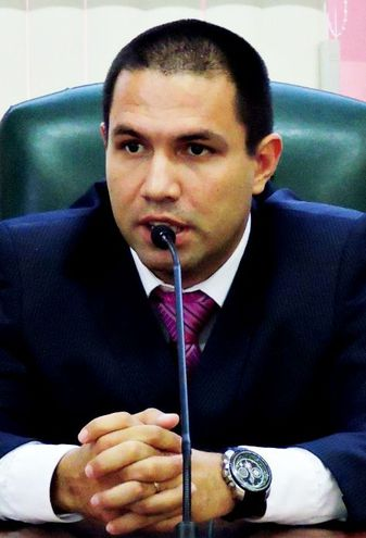 Abog. Diego Torales, directivo de la Asociación Rural del Paraguay (ARP).