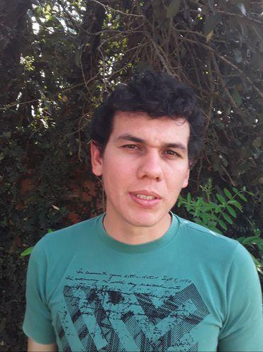 Ing. Agr. Guido Mendoza, técnico del proyecto TICCA.