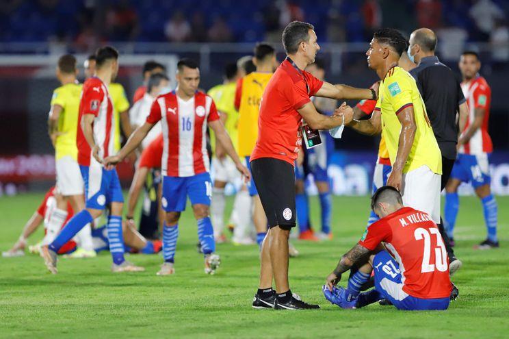 La Albirroja acumula tres empates y una derrota de local.