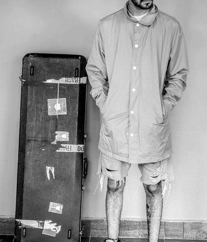 El músico paraguayo Chino Corvalán estrena hoy un  tema que será parte de su próximo material.