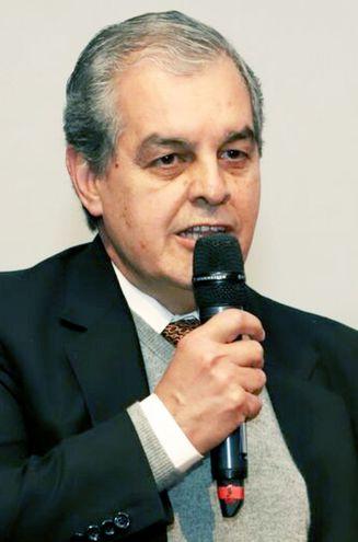 Dr. Manuel Riera, vicepresidente  de la ARP.