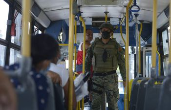 El presidente de Ecuador, Guillermo Lasso, decretó Estado de Excepción en su país ante el afianzamiento del narcotráfico en suelo ecuatoriano.