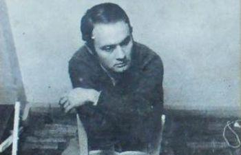 Lincoln Silva en 1975.