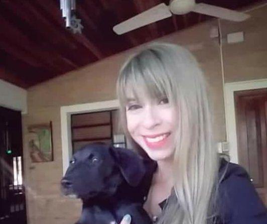 Analía Rodas desapareció de su casa en San Antonio hace siete meses y nada saben de ella.