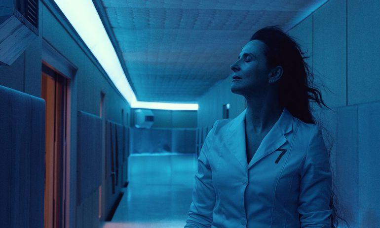 "Juliette Binoche como Dibs en ""High Life""."