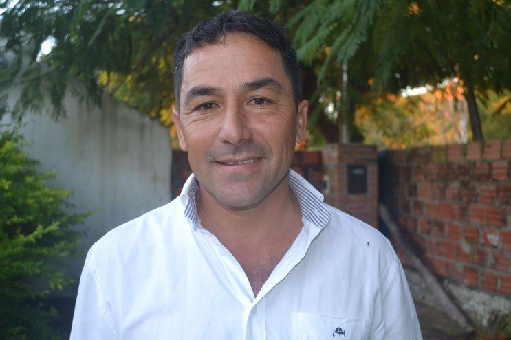 Moisés Recalde (ANR), intendente electo de Fuerte Olimpo, promete dar solución a la problemática de falta de agua en las comunidades del distrito.