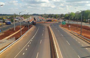 La ruta todavía no está duplicada, pero ya prevén millonarios pagos al consorcio Rutas del Este.