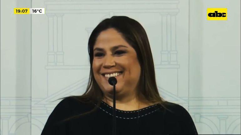Patricia Samudio está acusada de lesión de confianza junto a su esposo José Costa Perdomo y otras cuatro personas.