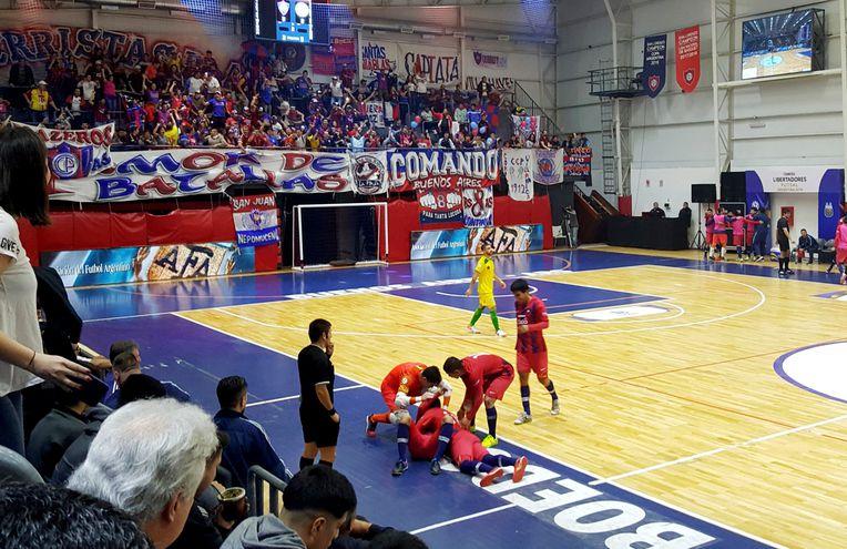 Cerro, por el título de Libertadores de futsal