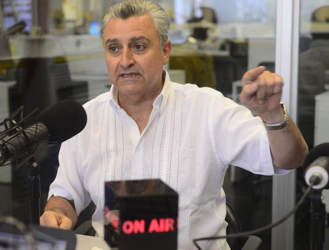 Juan Ernesto Villamayor, jefe de Gabinete Civil de la Presidencia