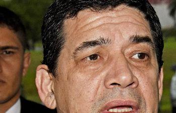 Hugo Velázquez, vicepresidente. El Ejecutivo presentó una propuesta para cambiar la ley del Servicio Civil.