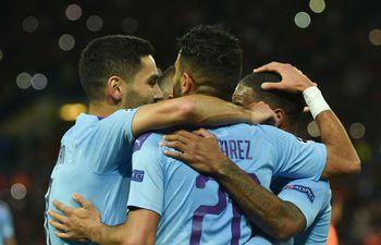 Manchester City, Shakhtar Donetsk, Champions Legaue.