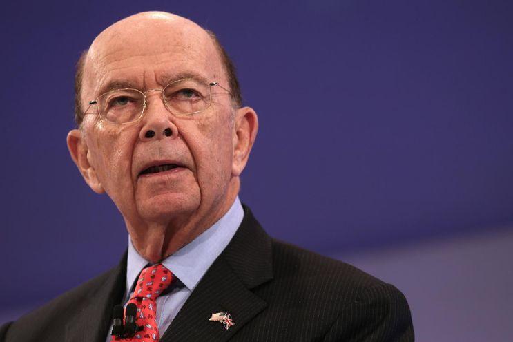 Wilbur Ross, secretario de Comercio de Estados Unidos.