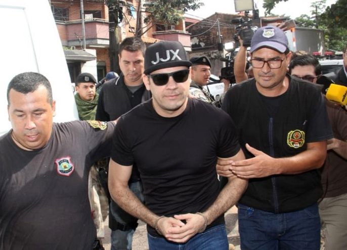 """Cucho"""" Cabaña, preso en Tacumbú, informó que tiene coronavirus - Nacionales  - ABC Color"""