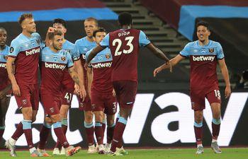 West Ham derrotó al Chelsea por la Premier League.