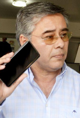 Raúl Mendoza, intendente