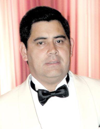 Justo Ferreira, propietario de la firma Insumos Médicos SA, denunciada por supuesta falsificación de medicamentos.