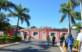 Desde el inicio de la pandemia, 71 niños ya dieron positivo a la enfermedad en el Hospital Pediátrico Niños de Acosta Ñu.