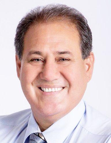 Mario Castillo es el candidato del PLRA que fue consensuado entre varios sectores del partido en la zona.