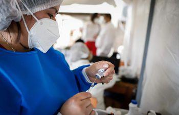 Este fin de semana solo se aplicarán vacunas anticovid-19.