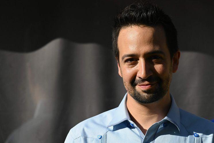 """Lin-Manuel Miranda durante el estreno de """"In The Heights"""", en el marco del festival Tribeca. El artista de origen puertorriqueño también debutará en la dirección cinematográfica con """"tick,tick...BOOM!""""."""