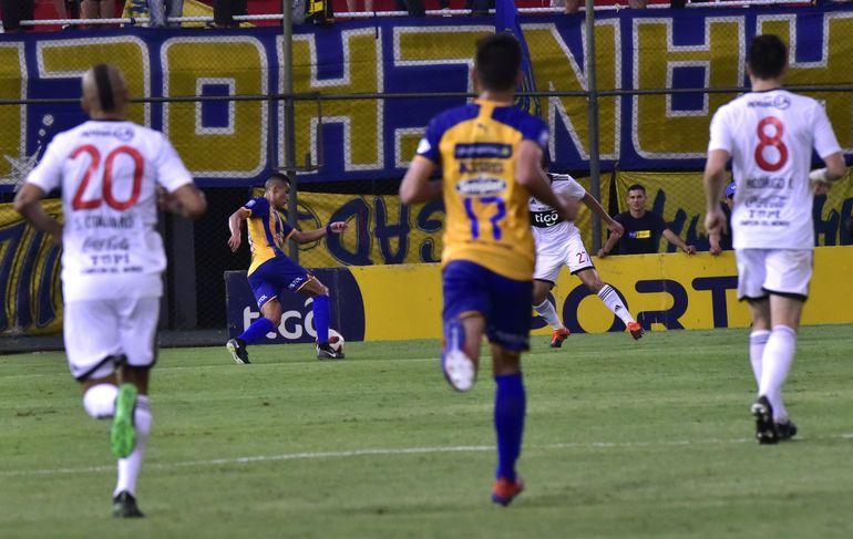 Sportivo Luqueño, Olimpia, Torneo Clausura 2019.